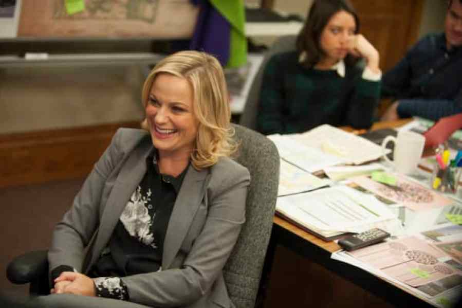 """Leslie Knope de NBC """"Parques y Recreación"""" es, por la mayoría de los estándares, un gran jefe."""