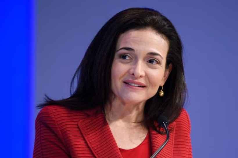 Sheryl Sandberg, Directora de Operaciones (COO) de Facebook.