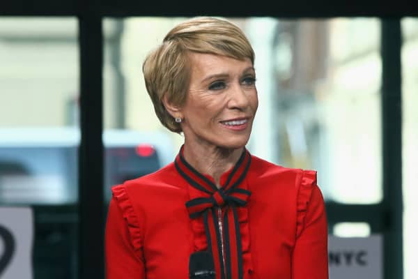Barbara Corcoran, founder of The Corcoran Group and