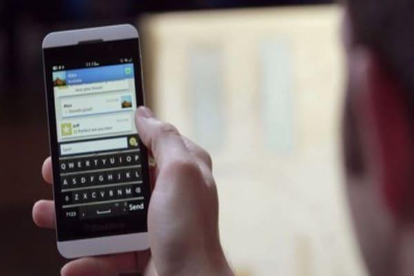 BlackBerry shares rocket on bullish analyst note