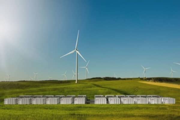 Tesla is building the largest battery system in the world