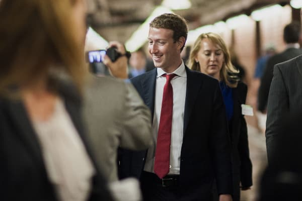 Mark Zuckerberg announced in April 2013 the formation of FWD.us