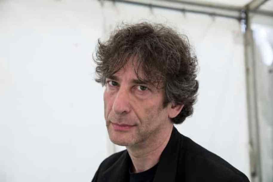 Autor Neil Gaiman