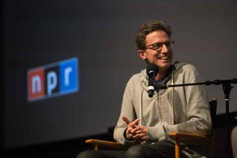 Jonah Peretti, fundador y CEO de Buzzfeed;  Cofundador del Huffington Post