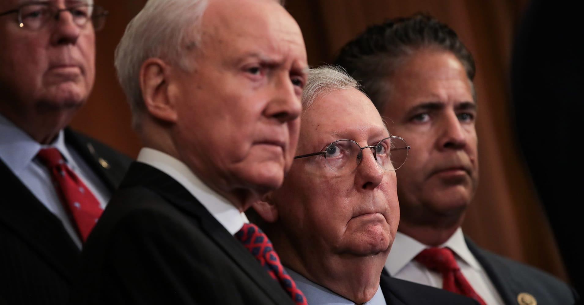Estate Tax Senate Bill