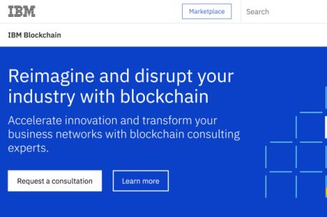 IBM blockchain projects