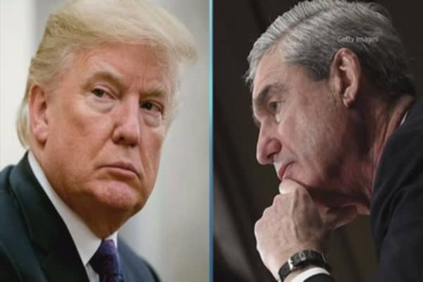 Image result for free to use image of mueller and trump
