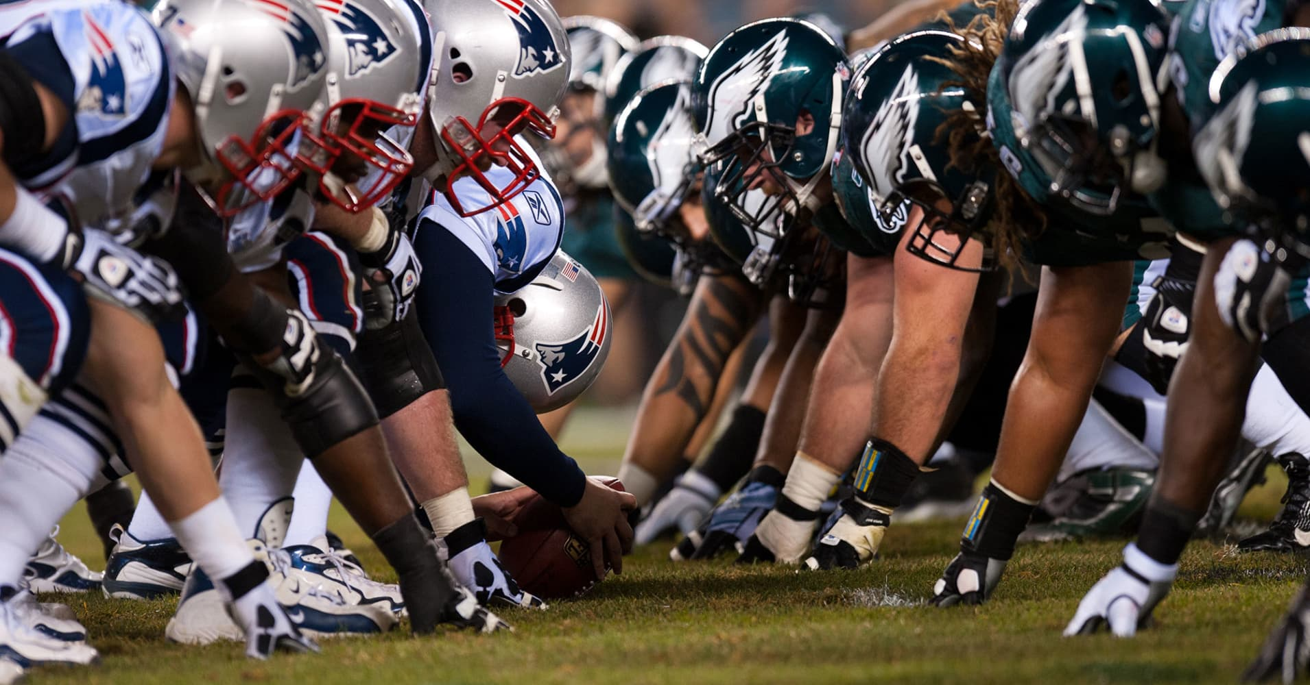 The Patriots And Eagles Will Square Off In Super Bowl 52