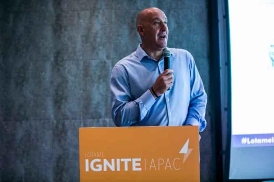 Andy Monfried, fundador y CEO de Lotame