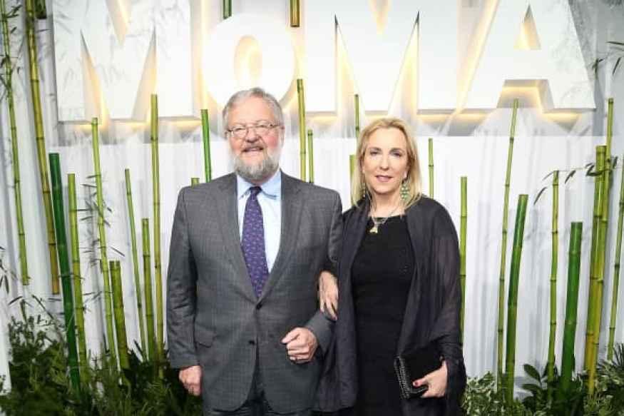 David Rockefeller Jr. y Susan Rockefeller