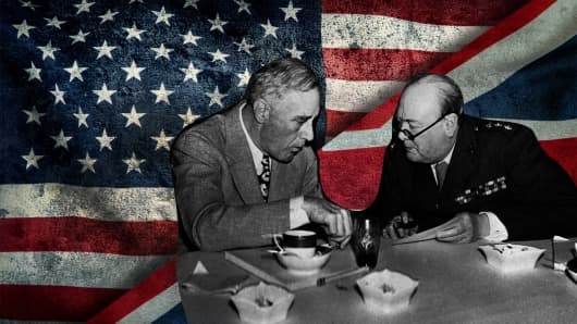 What is the special relationship?