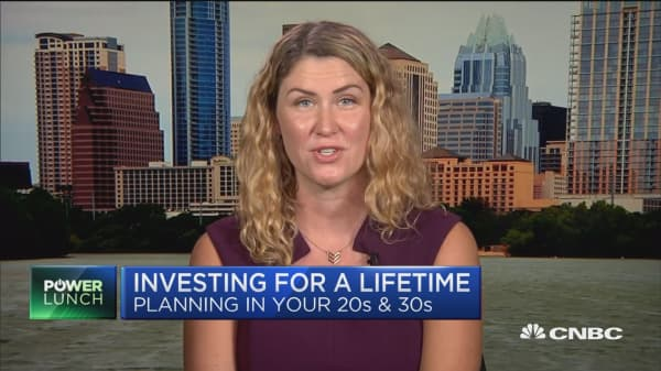 Start saving for retirement as soon as possible, says financial advisor