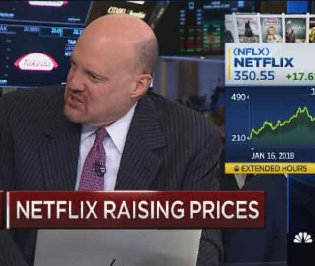 Netflix Raising Prices From  Per Month