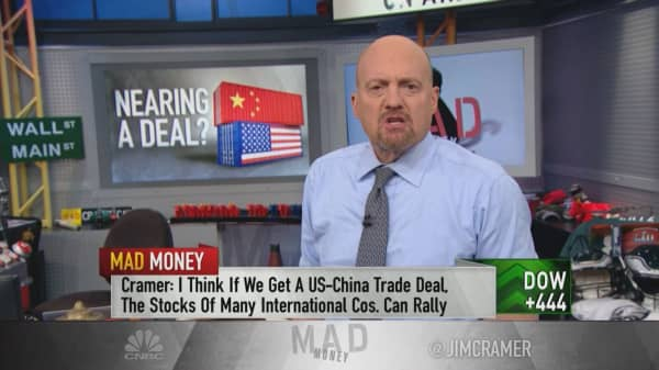 Cramer's game plan: Investors shouldn't underestimate the importance of a trade deal with China