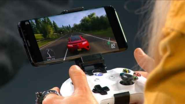 Microsoft Project xCloud will let people stream games to mobile devices, too.