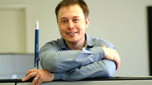 The rise of SpaceX and the future of Elon Musk's Mars dream