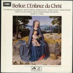 GB EMI SAN170-1 クリュイタンス ベルリオーズ・キリストの幼時