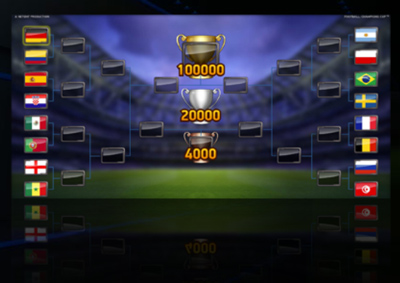 Football Champions Cup Freespins
