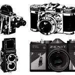 カメラの歴史と起源を遡る。世界初のカメラは手描き?カメラなのか?