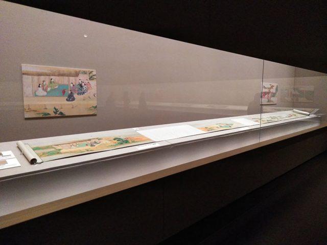 観光協会特派員の「大好き中央区」*Art Focus @ Tokyo「酒呑童子(しゅてんどうじ)絵巻ー鬼退治のものがたりー」