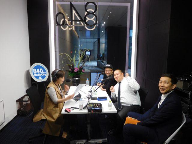 ラジオ新番組『あんこまん ラジヲ』が始まります!*協働ステーションNAVI