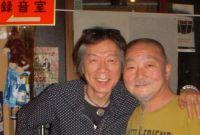 with Master of Kitsutsuki