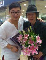 with Seven @ Shanhai