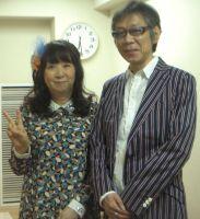 本番前 with 谷山さん