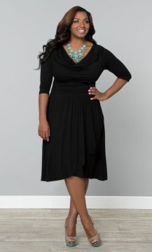 plus size fun lbd