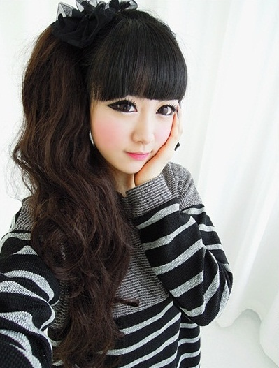 Hairstyles For Long Asian Hair : The 5 best korean hairstyles for long hair fmag.com