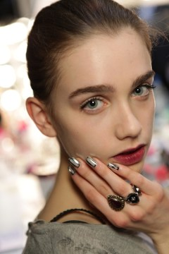David Koma - beautiful nail designs