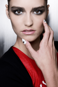 beautiful nail designs - Cushnie et Ochs
