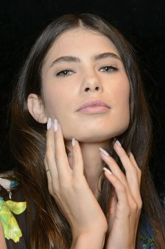 beautiful nail designs - Elie Tahari