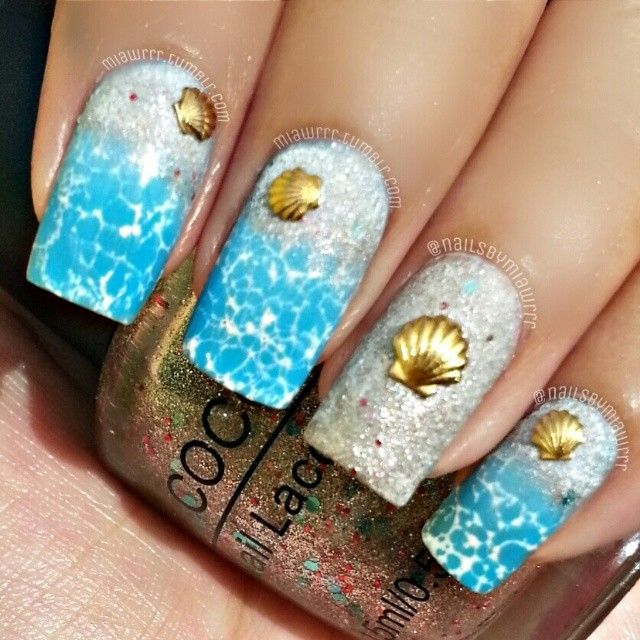 35 Unique Nail Designs To Try In Summer Fmag