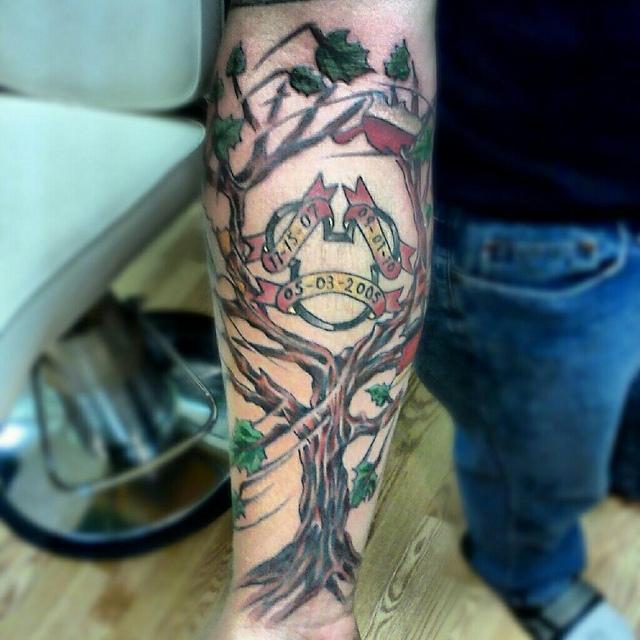 15 Best Family Tree    Tattoo    Designs   FMag