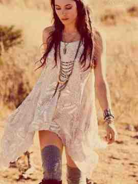 Boho Chic Fashion Style