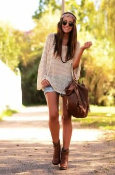 Boho Chich Fashion Style