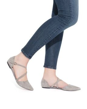 Poited Toe Flats