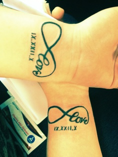 couple tatoo
