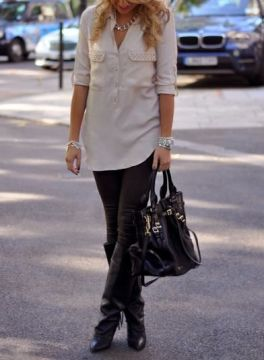 Tunic and leggings