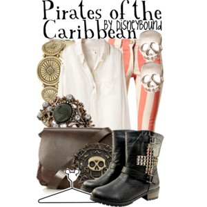 Pirates of the Caribbean outfit