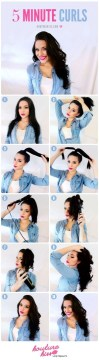 Quick Hairstyles - Curls