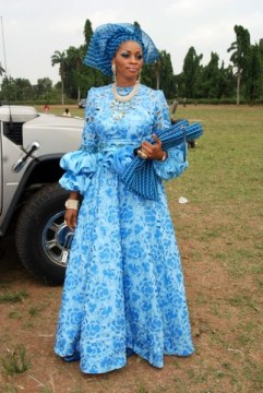 African Weddings Aso Ebi Styles