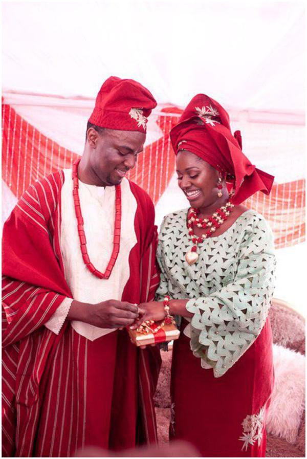 35 Stunning Nigerian Wedding Dresses
