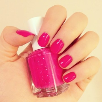 Party Pink Nail Polish