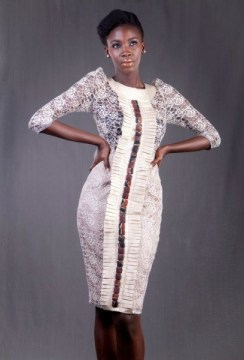afroman bella naija dress