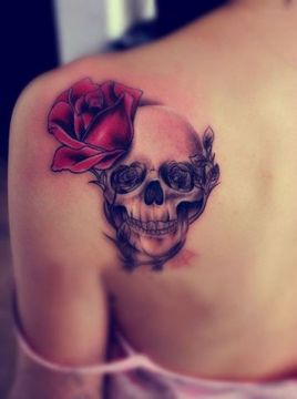 90 Stunning Skull Tattoo Ideas For Women Fmagcom