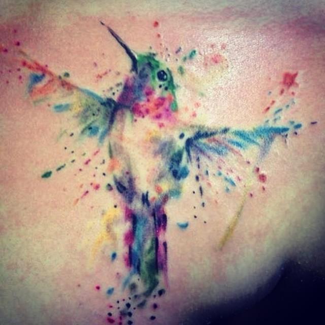 978baa095e3 65 Breathtaking Watercolor Tattoo Ideas - FMag.com