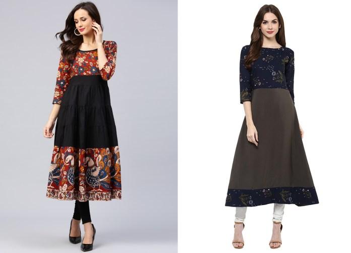 anarkali dress best designs