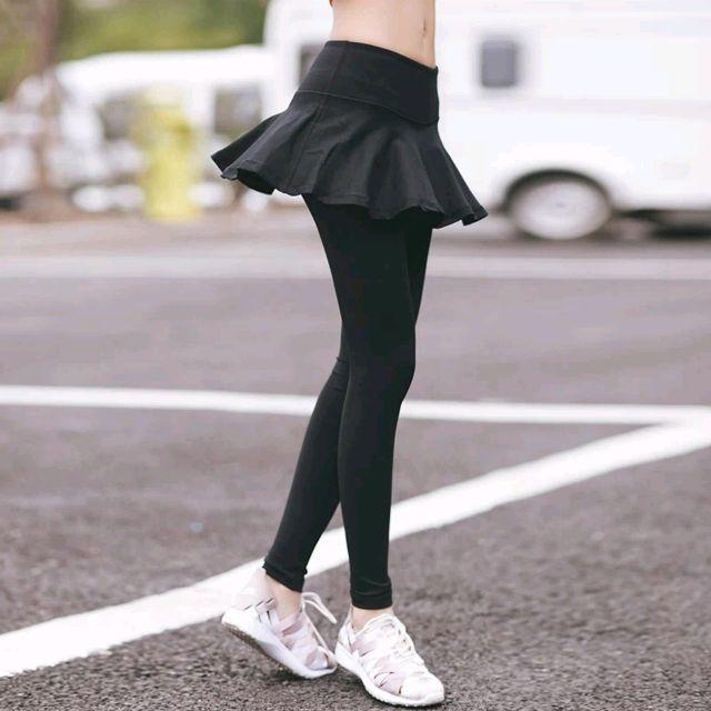 skirt over tight